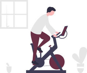 exercise at home - 300px
